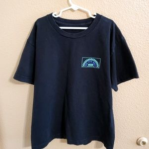 Vans Unisex T-Shirt Size Small